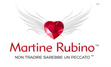 Martine Rubino - Non tradire sarebbe un peccato