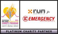 Corri la Milano City Marathon con X.RUN for EMERGENCY