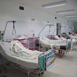 La nuova terapia subintensiva del nostro ospedale di Kabul, Afghanistan