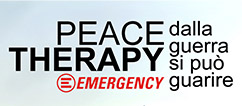 Peace Therapy, dalla guerra si può guarire