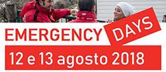 Locandina EMERGENCY DAYS a Porto Recanati