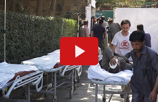 Anteprima del video girato da Nico Piro all'ospedale di EMERGENCY a Kabul