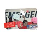 La tessera 2016 di EMERGENCY