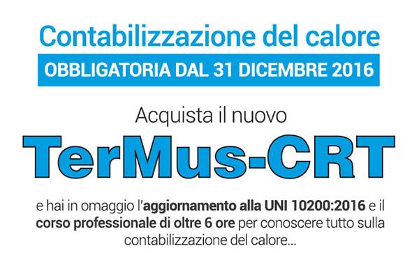 Nuovo TerMus-CRT
