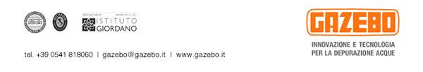 Gazebo | Innovazione e tecnologia per la depurazione acque