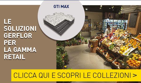 Le soluzioni Gerflor per la gamma Retail. Scopri le collezioni