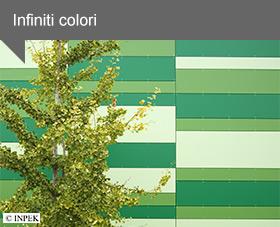 Infiniti colori, infinite soluzioni
