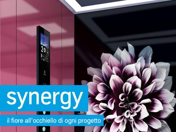 synergy: il fiore all'occhiello di ogni progetto