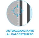 AUTOAGGANCIANTE AL CALCESTRUZZO