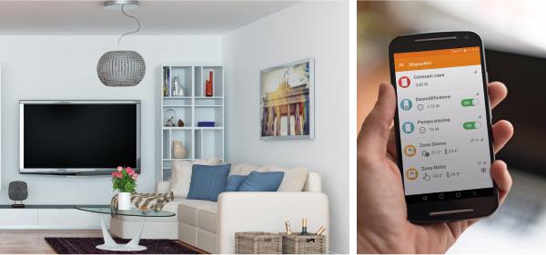 Il sistema smart home
