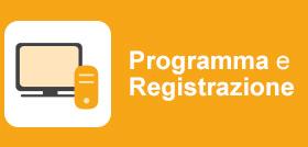 Programma e registrazione
