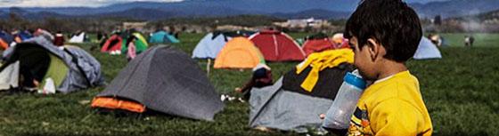 Migliaia di bambini bloccati con le proprie famiglie in Grecia, è ora di fare qualcosa di concreto
