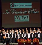 Le voci dei volontari: Benedetta, 8 anni e la sua canzone per la pace