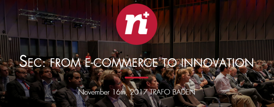 Swiss e-Commerce Conference 2017: from e-Commerce to innovation