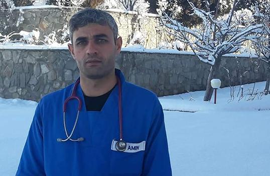 Il dottor Amin