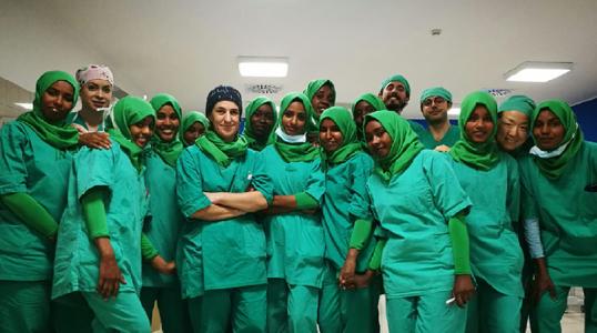 Master per infermieri al Centro Salam
