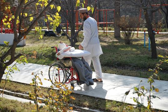 Il nostro paziente in Afghnaistan