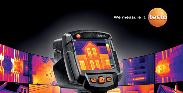 We measure it.